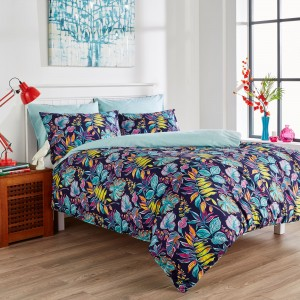 Pure Cotton Imported Floral BedSets [All Sizes] CSB-136