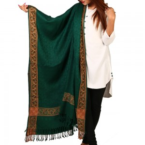 Mongia Kashmiri 4 Border Shawl For Her SHL-147-19