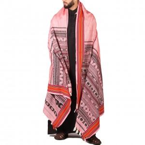 Red Sindhi Tharri / Khatri  / Wadera Shawl SHL-112-16