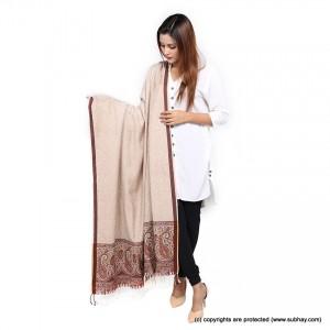 Skin Jacquard Kani Palla Shawl For Her SHL-166-6
