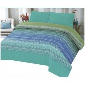 Cotton Printed Bed Sheet Sets [All Sizes] Design CC-688