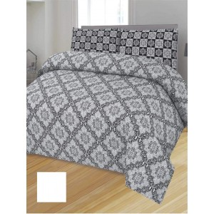 Cotton Printed Bed Sheet Sets [All Sizes] Design CC-697