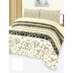Cotton Printed Bed Sheet Sets [All Sizes] Design CC-698