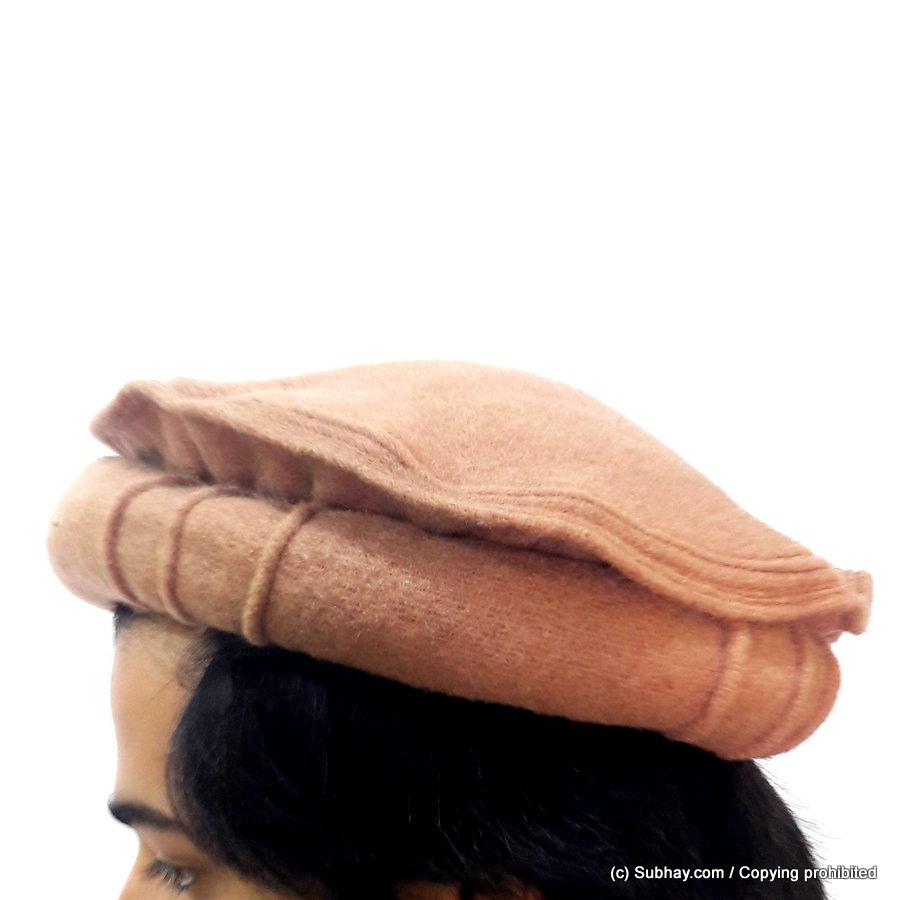 Buy Beige - Afghan Pakul Chitrali Cap Pakol Hat Peshawari Handmade 100%  Fine Quality HCC-17- Online in Pakistan 21fcbe7a5c8