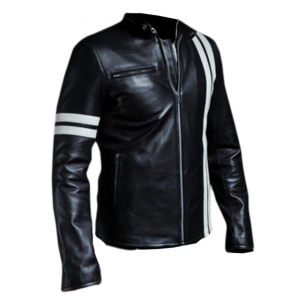 Retro Racer Grand Pax Leather Jacket 8 Vs CP-020