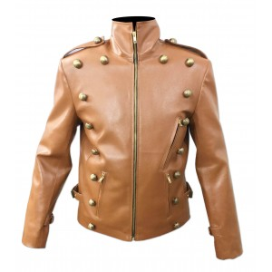 Bill Clifford The Rocketeer Leather Jacket CP-009
