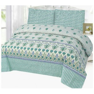 Cotton Printed Bed Sheet Sets [All Sizes] Design CC-645