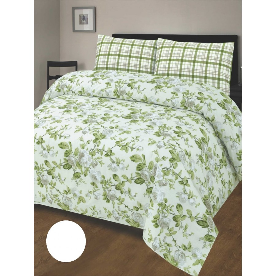 Cotton Printed Bed Sheet Sets [All Sizes] Design CC-679