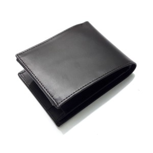 18 Pockets Genuine Cow Leather Wallet For Him CLW#07-02 Color: Bodo