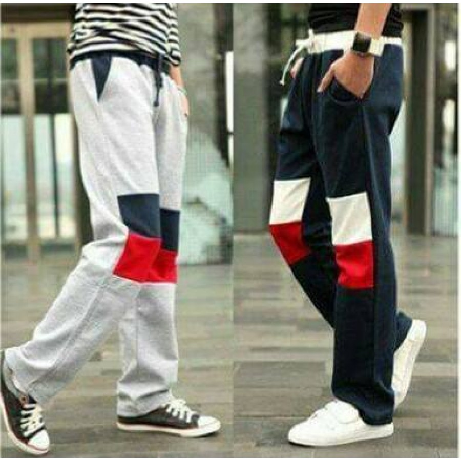 Pack of 2 HQ French Terry Trousers MRK-113
