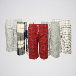 Pack of 5 Cotton Shorts AJ-20