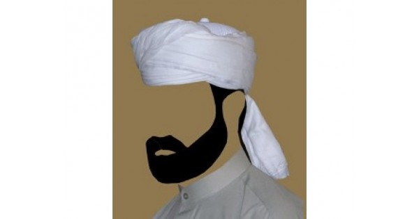 Buy White Amamah Turban Pagri Cloth Online In Pakistan