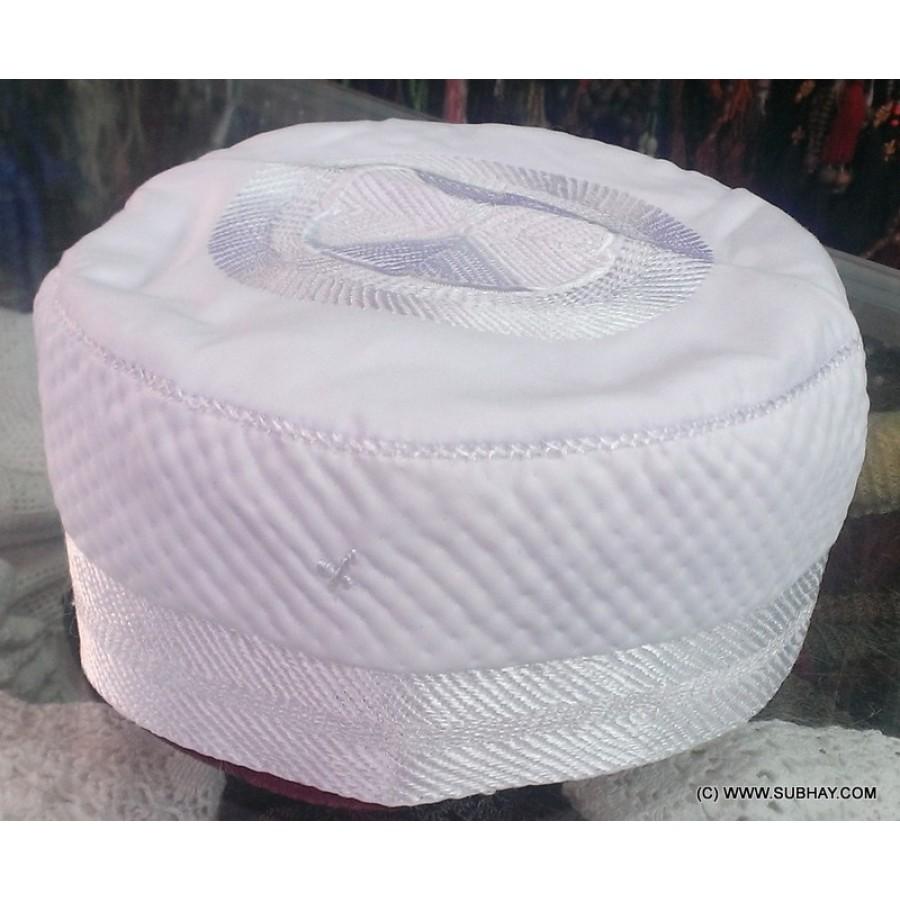 Al Mumtaz Saudi Bokies AKA Junaid Jamshed's Cap or Topi - Imported from KSA