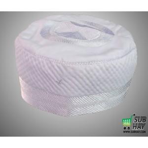 Al Mumtaz Saudi Bokies / Junaid Jamshed's Cap or Topi - Imported from KSA
