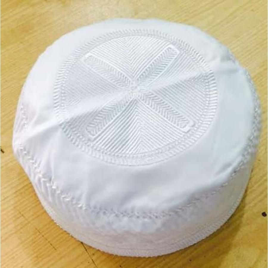 Asl Mumtaz Saudi Bokies / Junaid Jamshed's Cap or Topi - Imported from KSA
