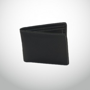 12 Pockets Genuine Cow Leather Wallet For Him CLW#18