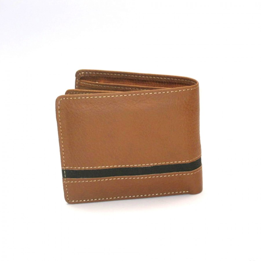 15 Pockets Genuine Cow Leather Wallet For Him CLW#23