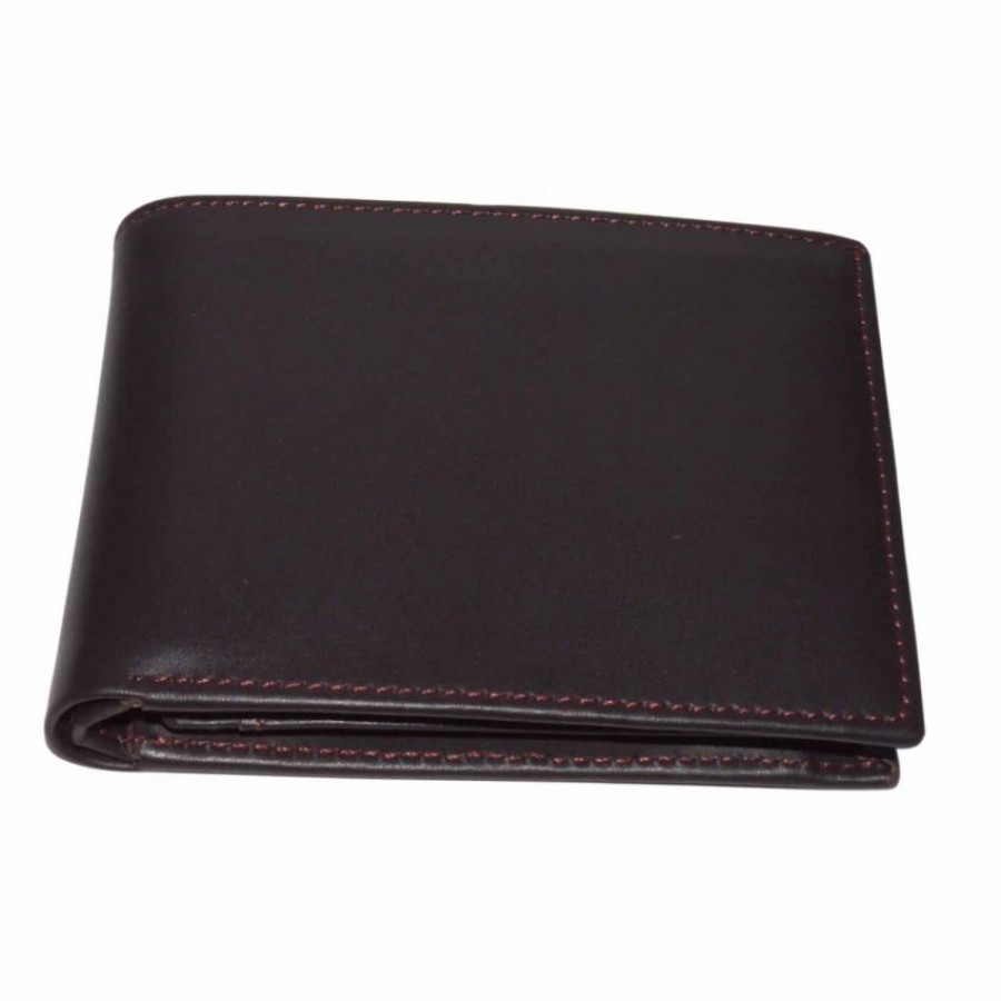 17 Pockets Genuine Cow Leather Wallet For Him CLW#31 Color: Commando