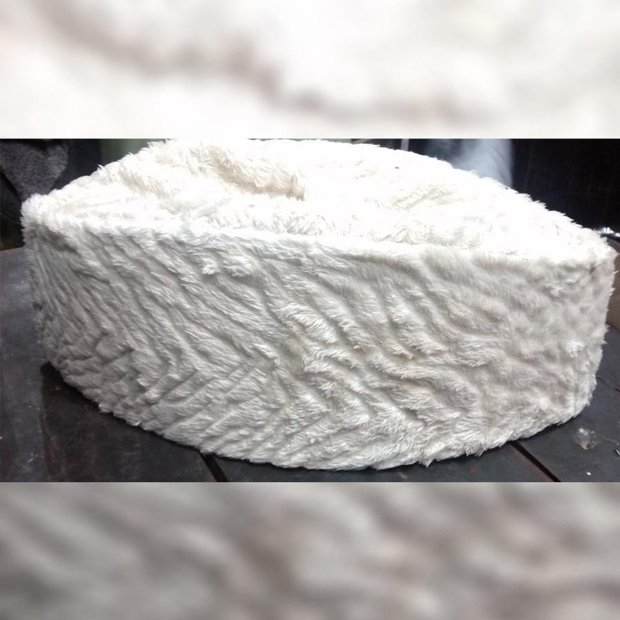 Buy White Persian Synthetic Skin (Light Weight) Jinnah   Kerzai Cap D-36 -  Online in Pakistan a2d42c94985a