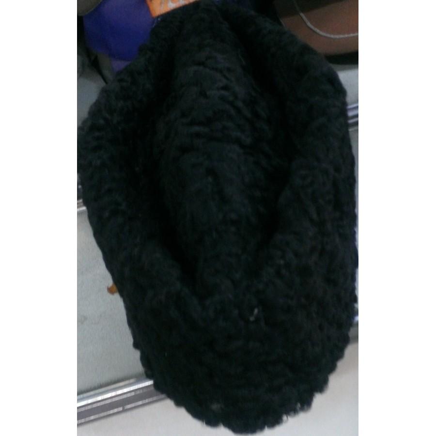 Buy Persian Lamb   Karakul   Camel Skin Jinnah Cap - Black D-02 ... bb3cc7de7867