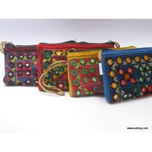 Handmade Wallets with Traditional Sindhi Dastkari - HM#03