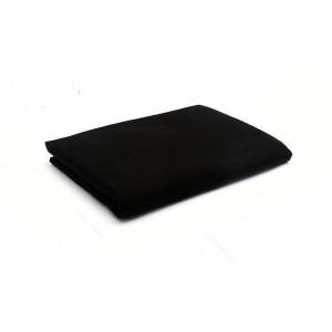 Black Cotton Unstitched Suit For Him by Jeeva JVC-12