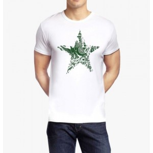 Pakistan Rising Star / 14 August T-Shirts For Him PAK-007