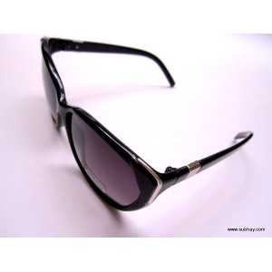 Chanel Sunglasses Black Frame / Black Gradient Lenses SG-02
