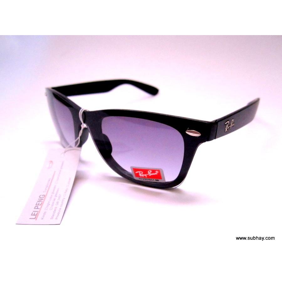 Black Frame Glasses Singapore : Buy Wayferer Unisex Sunglasses Black Frame / Black ...