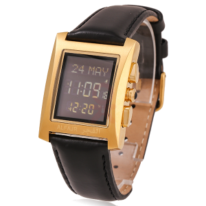 Al-Fajr Azan Watch WL-08L (Golden)