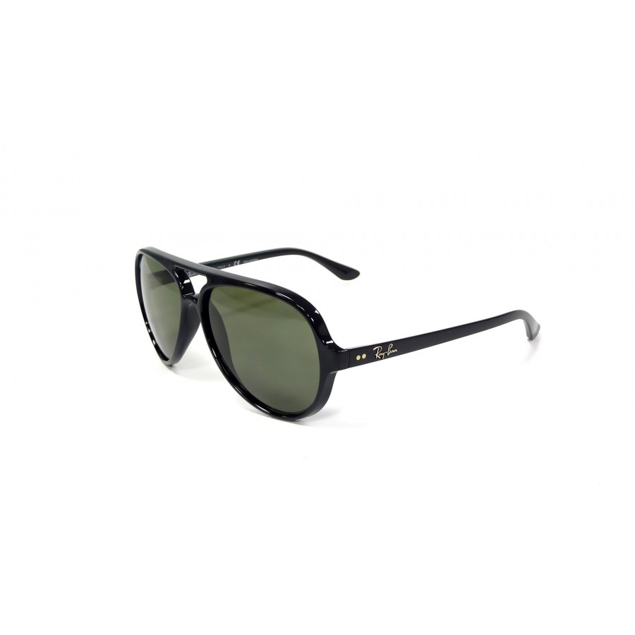 Ray-Ban Cats 5000 RB 4125 Black