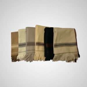Pack of 6 Peshawari Sawati / Pattu / Dussa Shawl SHL-005 By Khan Culture