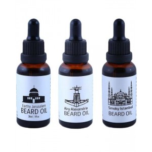Wabees Beard Oil Pack of 3
