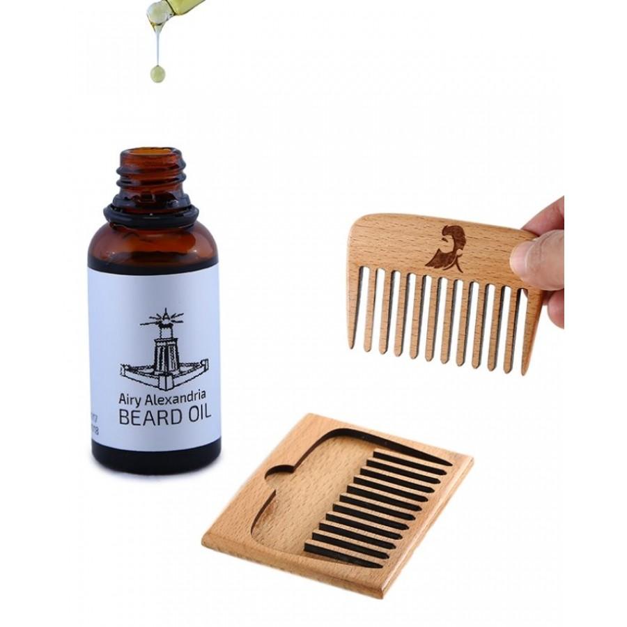 Beard Essentials- for long beard