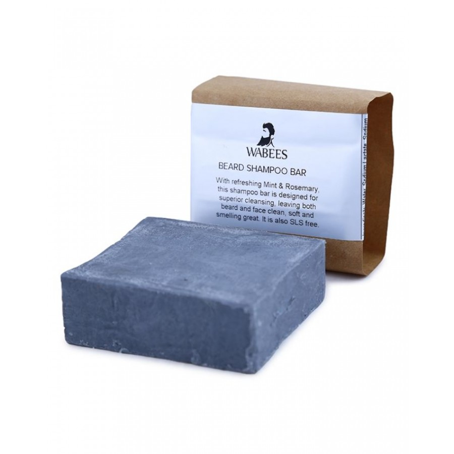 Wabees Beard Care - Shampoo Bar