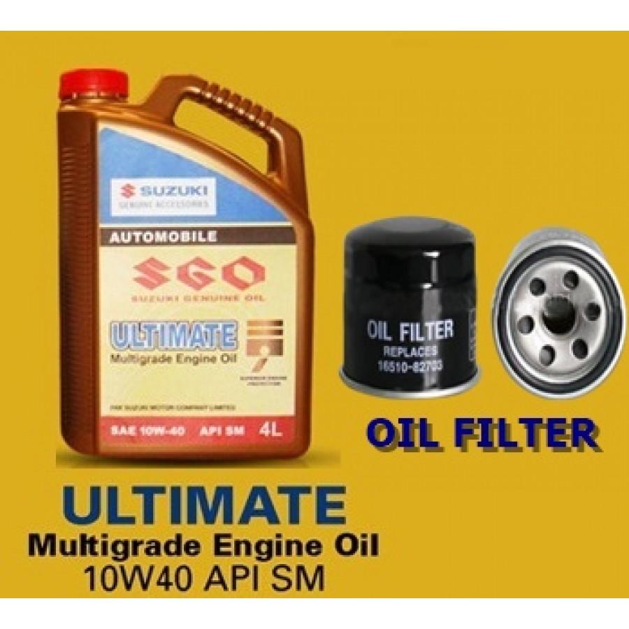 Buy suzuki engine oil ultimate 4l online in pakistan for Buy motor oil online