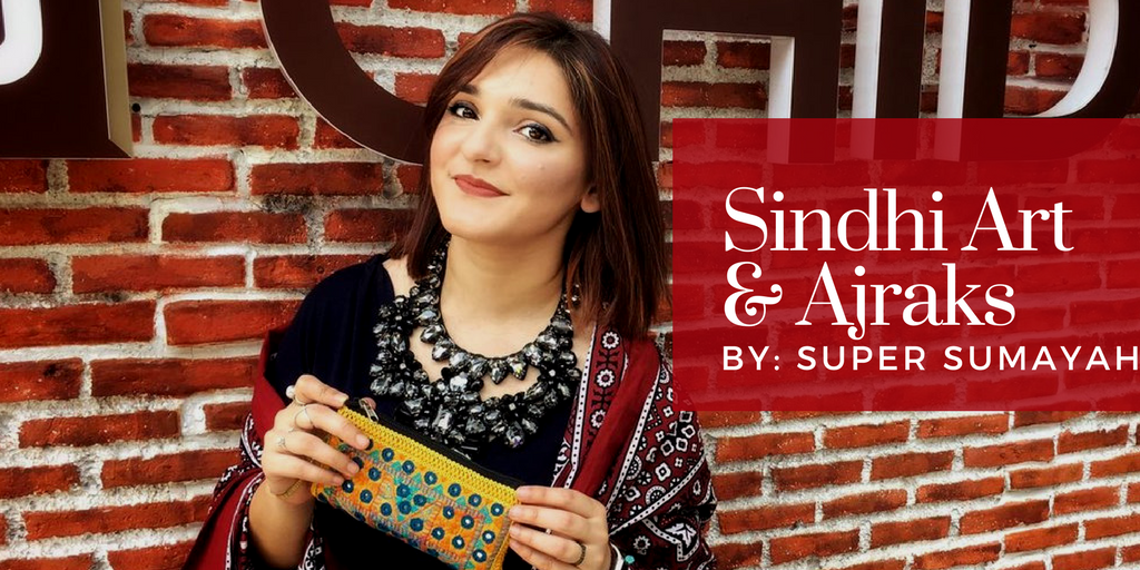 Sindhi Ajrak  - Review By Super Sumayah